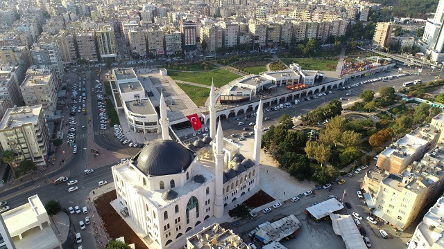 11 Nisan Kurtuluş Camisi, İbadete Açılıyor