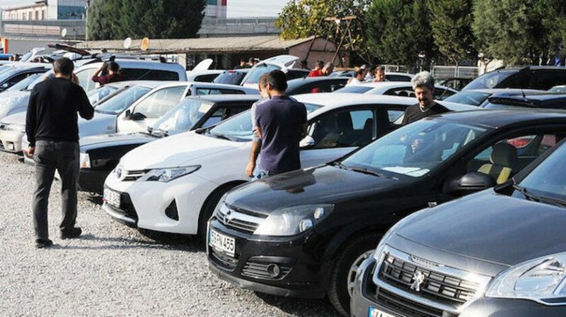 2. El araç piyasasında durgunluk