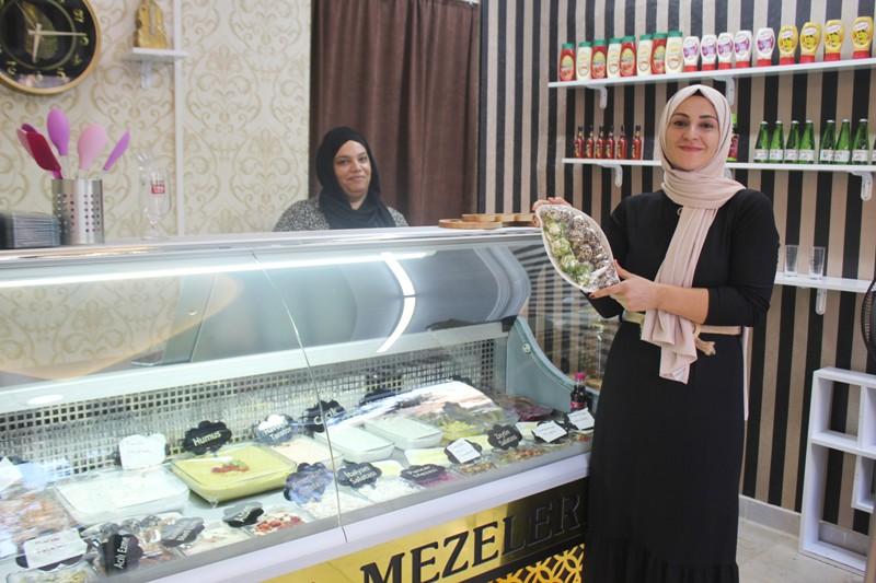 2 kadın girişimci pandemiye rağmen iş yeri açtı