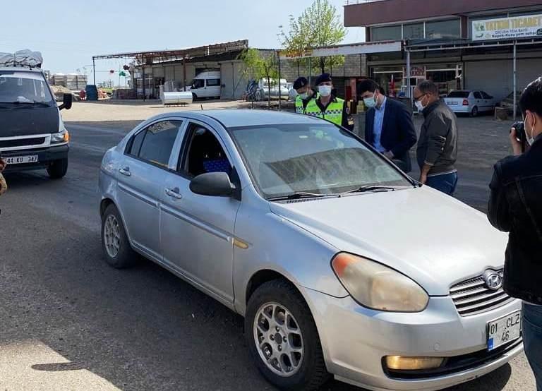 480 Kişiye Sokağa Çıkma Kısıtlaması İhlalinden Ceza Yazıldı