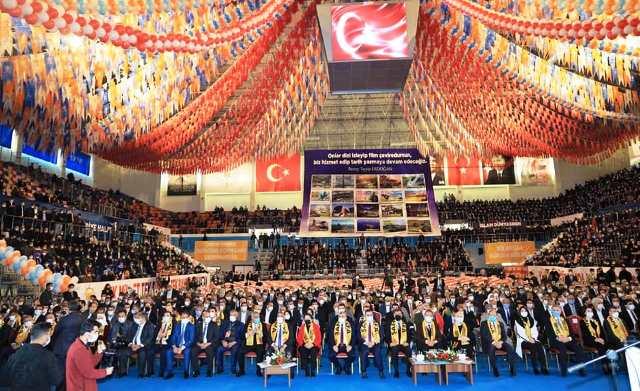 AK Parti İl Başkanı ve Yönetim listesi belli oldu.