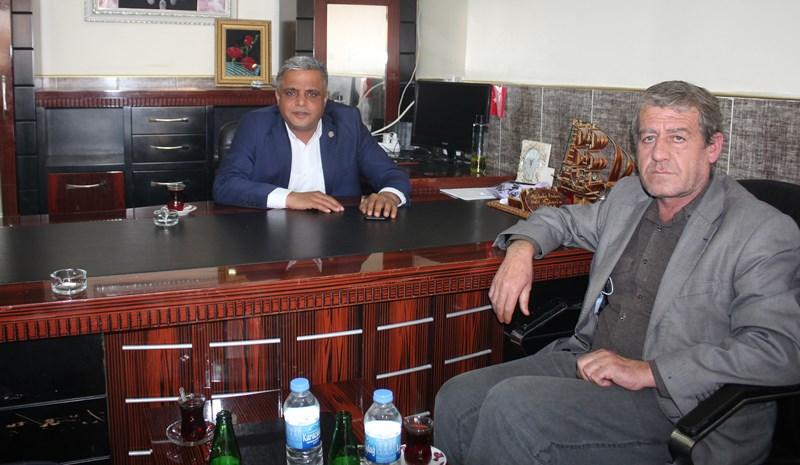 Başkan Ayhan, Girdiler yüksek, çiftçiler perişan