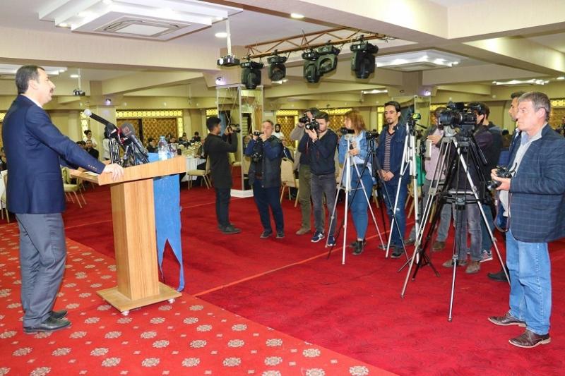 Başkan Baydilli'den 10 Ocak Çalışan Gazeteciler Günü Mesajı
