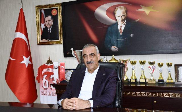 Başkan Bayık 'Tüm İslam Âleminin Regaip Kandili'ni Kutlarım'.