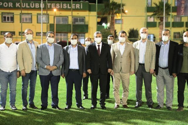 Başkan Beyazgül, Şanlıurfaspor'u Tebrik Etti