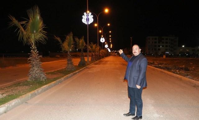 Başkan Ekinci Viranşehir Sokakları Bir Başka Güzel