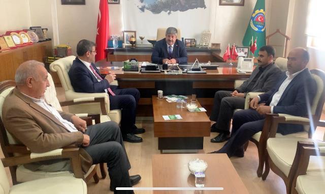 Başkan Eyyüpoğlu Müjdeli Haber Duyurdu desteklemeler ödenecek