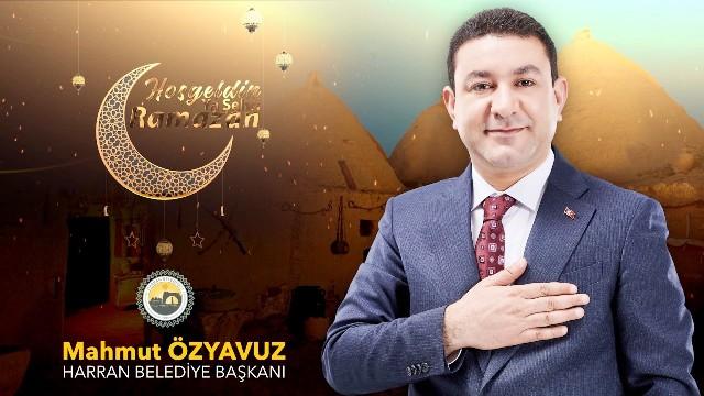 Başkan Mahmut Özyavuz'dan Ramazan Ayı Mesajı