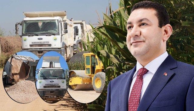 """Başkan Özyavuz: """"Ekiplerimiz tam kadro sahada"""""""