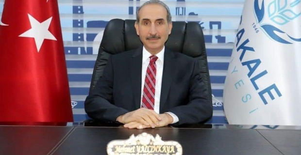 Başkan Yalçınkaya, Çokan'ı görevden aldı