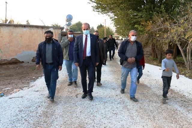 Başkan Yalçınkaya: Köylerimiz Batıdaki Köyler Gibi Olacak