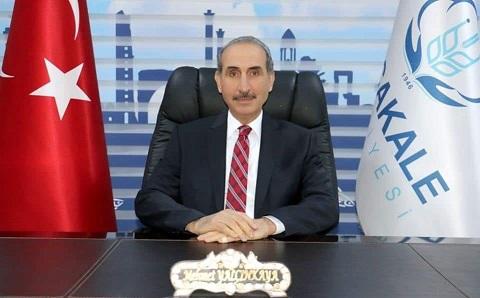 Başkan Yalçınkaya'dan 11 Nisan Kurtuluş Mesajı