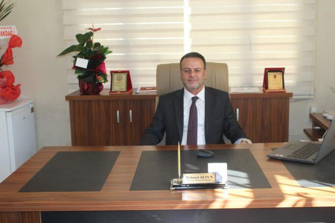 Başkan Yardımcısı Altun'dan Regaip Kandili Mesajı