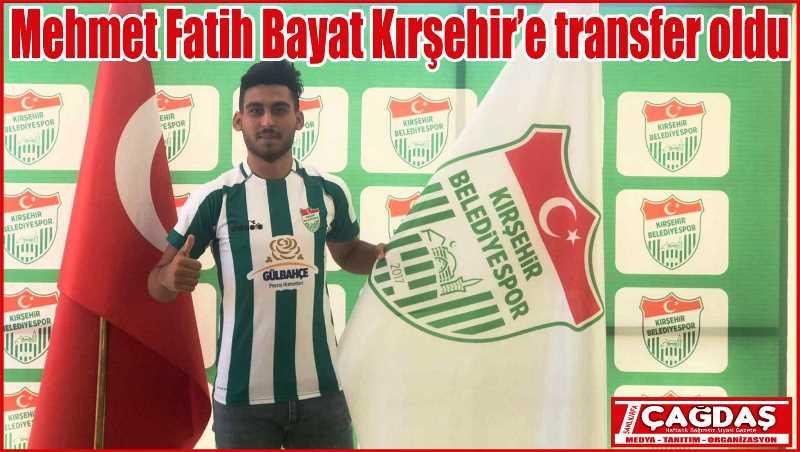 Bayat, Kırşehir'e transfer oldu