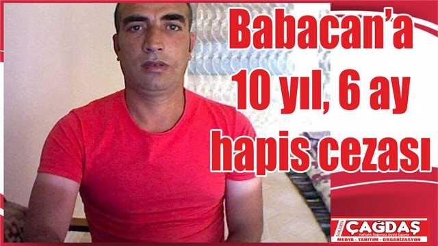 DBP İl Başkanı Babacan'a 10 yıl hapis cezası