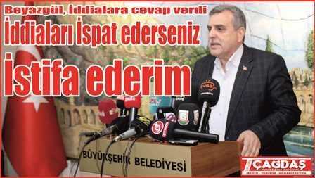 Beyazgül'den iddialara cevap - GÖRÜNTÜLÜ-