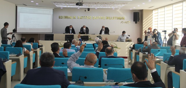 Büyükşehir Belediye Meclisi Ekim Ayı İlk Toplantısını Yaptı