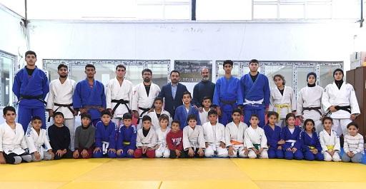 Büyükşehir judo takımı, 2020'de de iddialı