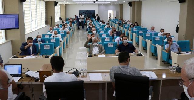 Büyükşehir Meclis Oturumları Başladı