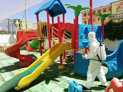Büyükşehir Tesisleri Ve Müzeler 1 Haziran'a Hazır