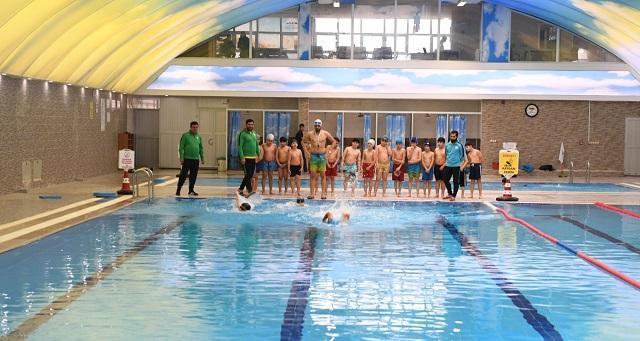 Büyükşehir'den 'yüzme bilmeyen kalmasın'