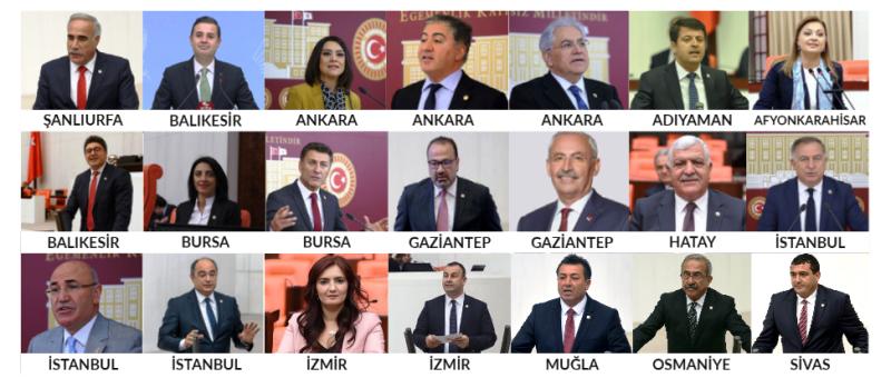 CHP 20 milletvekili ile Şanlıurfa'ya çıkartma yapacak