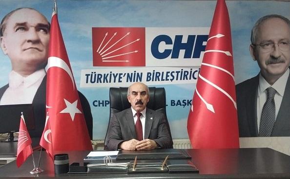 CHP İl Başkanı Cidir: Düşük Destekleme Çiftçiyi'de Tarımı'da Bitirir