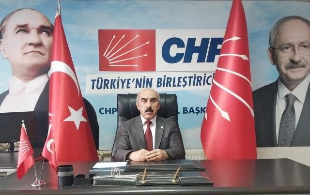 CHP İl Başkanı Cidir Covid_19'un Akıbetini Sordu?