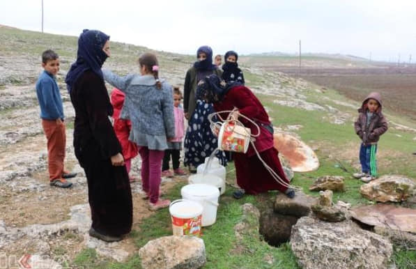 CHP'li Aydınlık, köylülerin susuzluğuna tepki gösterdi