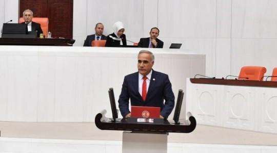 CHP'li Aydınlık; Tüm Türkiye'ye Geçmiş Olsun