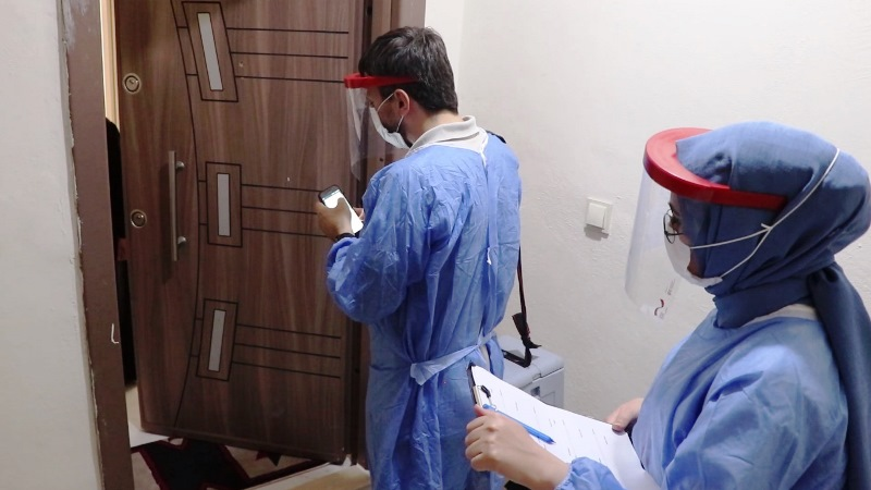 Covid-19 Çağrı Merkezi  Evde Sağlık Hizmeti Vermeye Devam Ediyor.