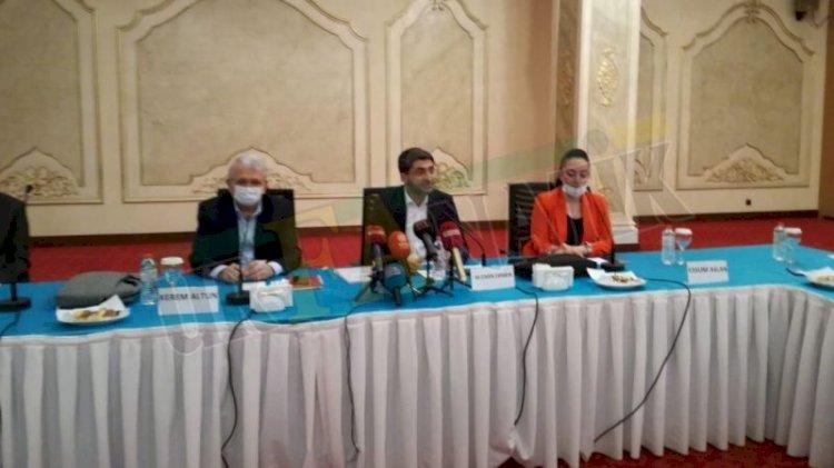 DEVA Partisi Urfa'da gümbür gümbür geliyor
