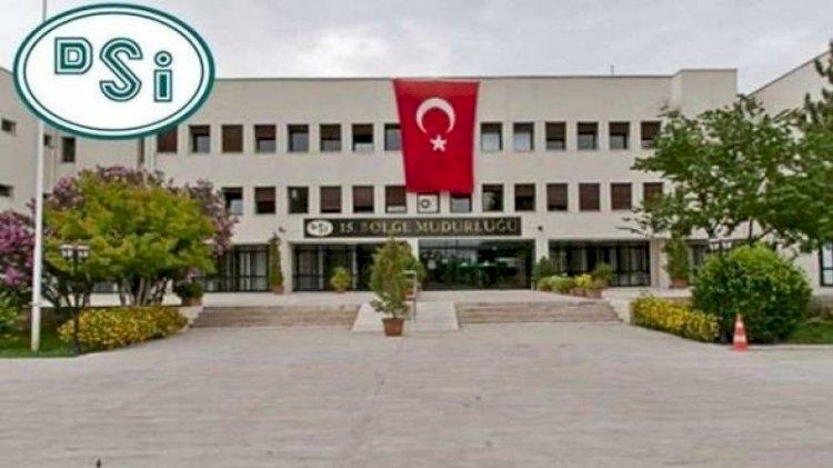 DSİ Şanlıurfa Müdürü değişti