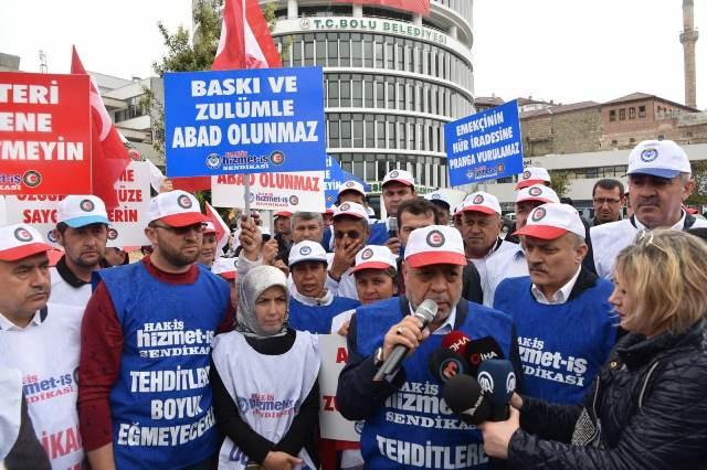 Emek ve Adalet yürüyüşü 11 Haziran'da