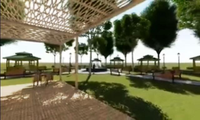 Eski Emniyet binası park oluyor