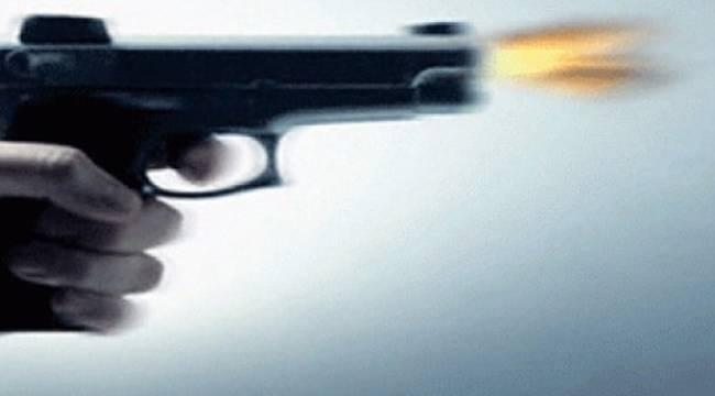 Eyyübiye'de bir kişi silahla vurulmuş halde bulundu