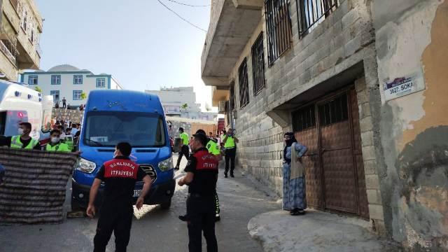 Eyyübiye'de Feci kaza 1 ölü