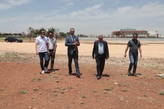 Eyyübiye'de istihdam seferberliği