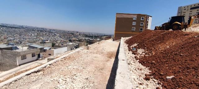 Eyyübiye'de yeni parklar yapılıyor