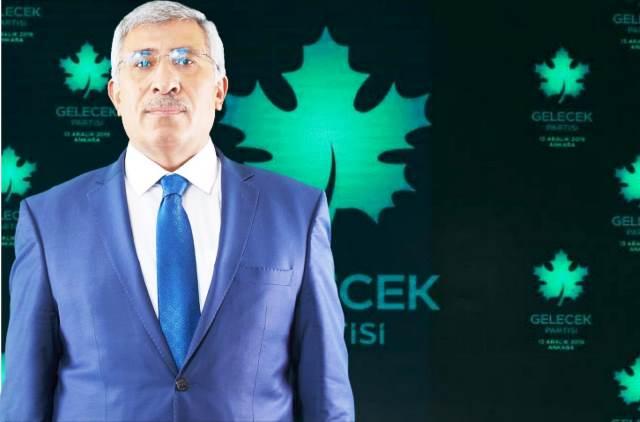 Gelecek Partisi Şanlıurfa İl Başkanı Dr. Yeşil'den Kandil Mesajı