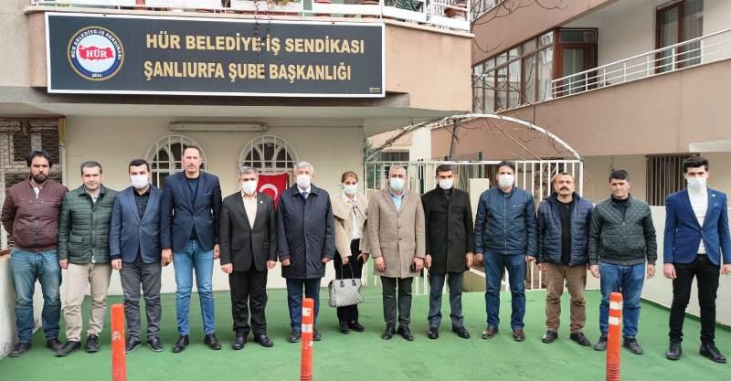 Gelecek Partisi STK Ziyaretlerine Devam Ediyor!