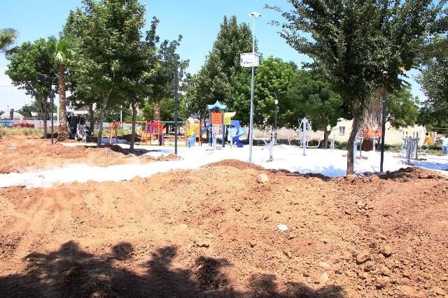 Haliliye Belediyesinden Yeni Park Çalışması