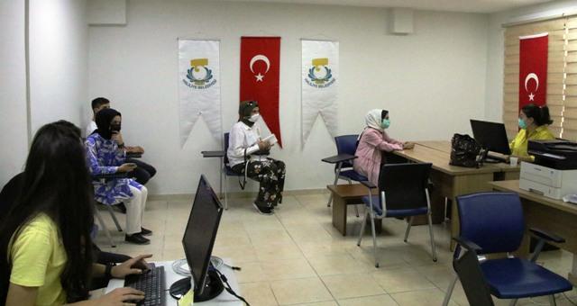 Haliliye'de Öğrencilere Ücretsiz Tercih Danışmanlığı