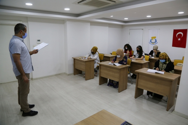 Haliliye'de tyt-ayt kursu kayıtları başladı