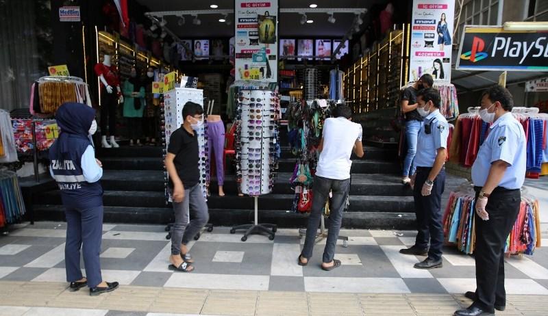 Haliliye'de Zabıta Denetimleri Sürüyor