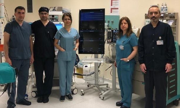 Harran Tıp Anestezide Bir Yenilik Daha
