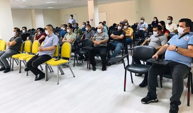 Harran Üniversitesi OSB MYO'dan Ayakkabı Sektörüne Eğitim