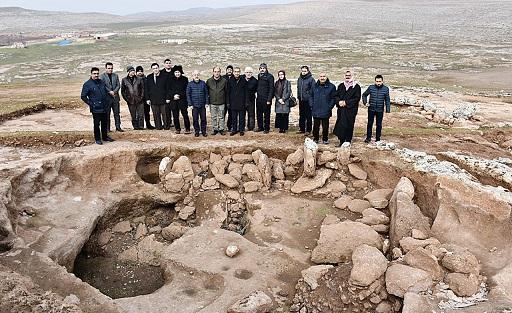 Harran Üniversitesi, Neolitik Kazılar İçin Araştırma Merkezi Oluyor