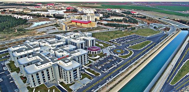 Harran Üniversitesi Kendi Enerjisini Üretiyor