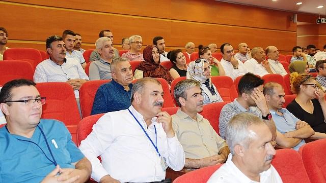 Harran Üniversitesi'nde Hizmet İçi Eğitim Seminerleri Devam Ediyor
